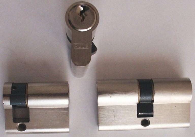 High Security Door Latch