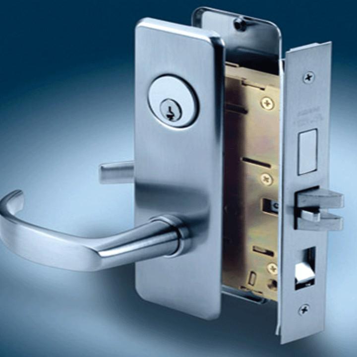 Locks changed