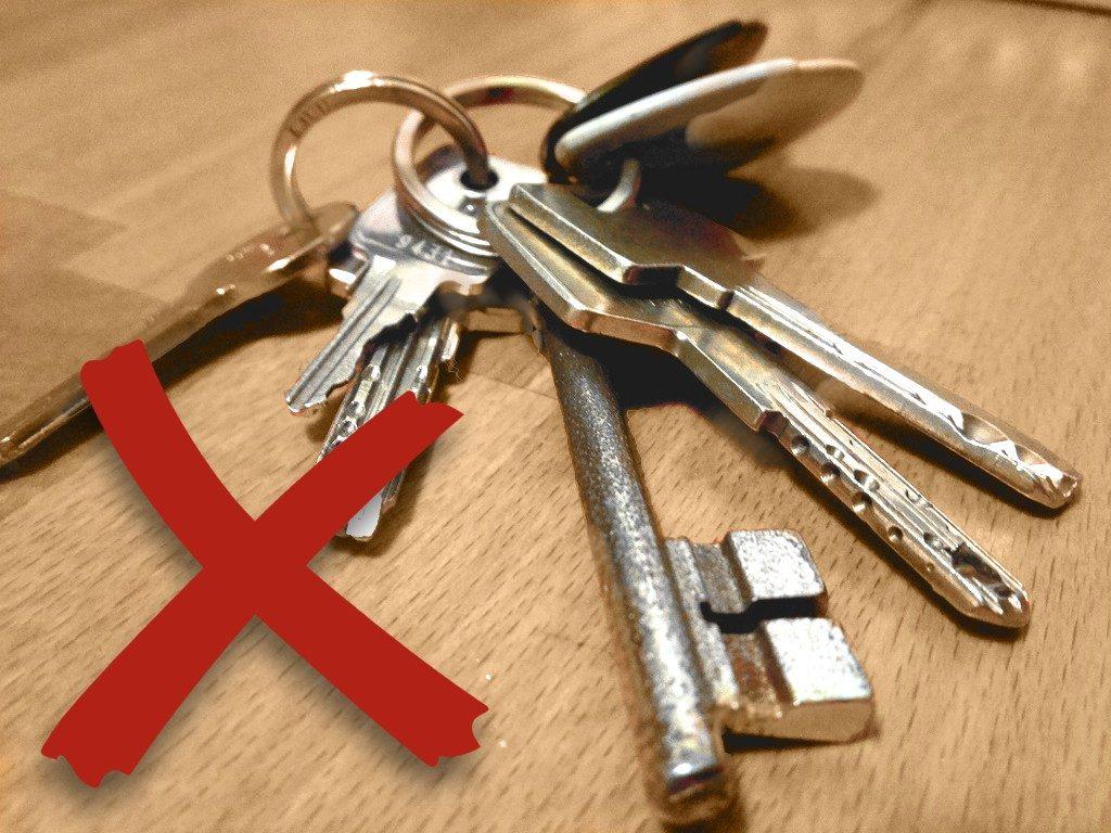 Keys Keyed Alike